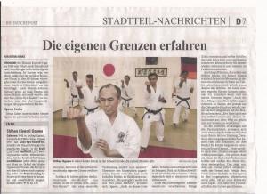 Go-Me-Kan Sportcenter Presse